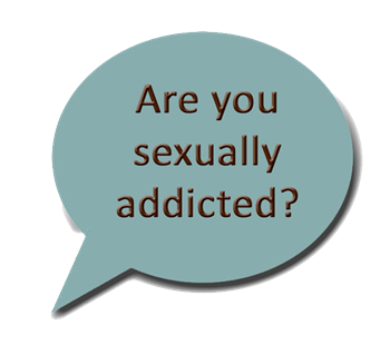 Are you a sex addict